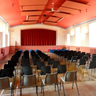 Main Hall at Morton Hall Community Centre