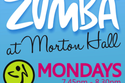 ZUMBA class with Janice at Morton Hall