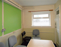 The Office room at Morton Hall Community Centre