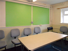 The Office room at Morton Hall, Macclesfield