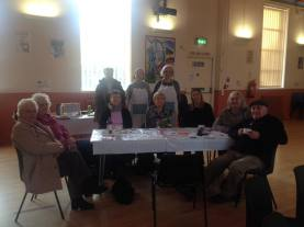 Community Coffee Morning at Morton Hall, Macclesfield